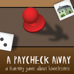 A Paycheck Away learning game