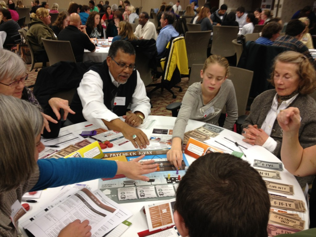 A Paycheck Away - Game Based Learning