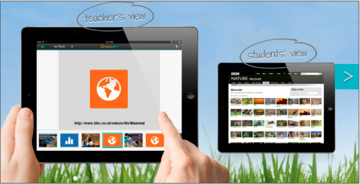 NearPod - Interactive Lecture Tool