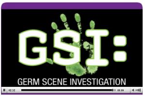 Proper Handwashing Techniques - Germ Scene Investigation